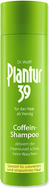 Plantur 39 - Coffein-Shampoo Color Haarausfall Alpecin