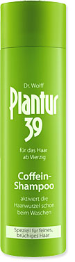 Plantur 39 - Coffein-Shampoo gegen Haarausfall Alpecin