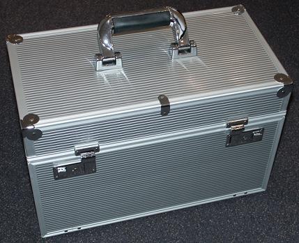 Aluminium Werkzeugkoffer, Friseurkoffer, Alukoffer