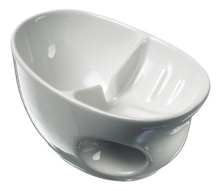 Rasier - Mug aus Porzellan - Rasierschale / Rasiertopf