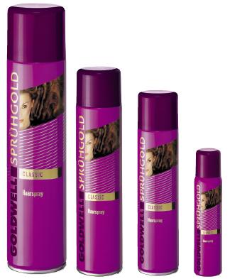 Goldwell - Sprühgold Haarspray Pumpspray stark 200 ml