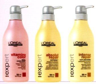 L'Oréal - série expert - Shampoo 500 ml- alle 13 Sorten