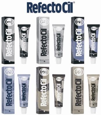 RefectoCil Augenbrauenfarbe und Wimpernfarbe 15 ml