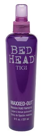 Tigi BED HEAD - Maxxed Out Haarspray 200ml - PORTOFREI