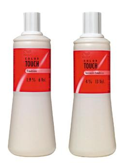 Wella Color Touch - Entwickler Emulsion 1,9 & 4% 1 Ltr.
