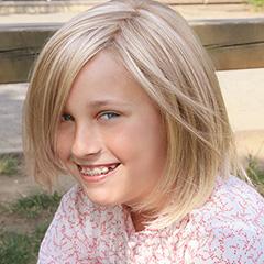 Ellen Wille Wigs for Kids Kinderperücke Perücke - Eli