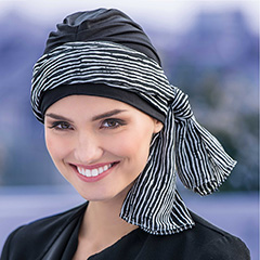 Ellen Wille Latifa Garbo Turban