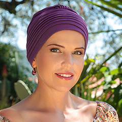 Ellen Wille Latifa Maia Turban