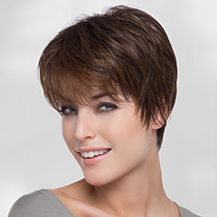 Ellen Wille hairpower Top Pieces Haarteil - Put On