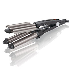 Babyliss - PRO Titanium Triple Waver 3-fach Welleneisen Lockeneisen BAB2269TTE