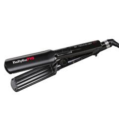 Babyliss Pro Kreppeisen mit 38 mm breiten Platten und Technologie EP 5.0 BAB2658