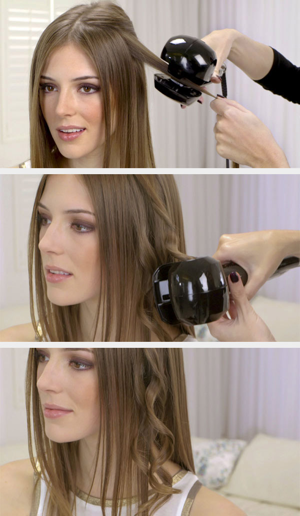 Babyliss Pro The Perfect Curling Machine Miracurl Mira