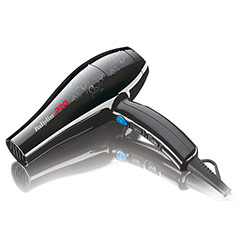 Babyliss Pro - Pro Class Haartrockner Fön leicht & leise schwarz BAB5559E