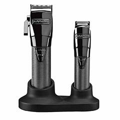 BaByliss PRO 4Artists Barber Clipper & Trimmer Set GUNSTEELFX FX8705E