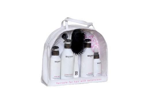 Balmain Haarverlängerung - Beauty Bag 5 Produkte im Set