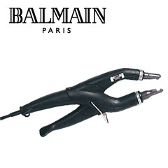 Balmain Haarverlängerung - Plug & Play Connector schw.