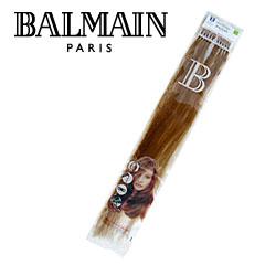 Balmain Haarverlängerung 10 Extensions Echthaar Glatt