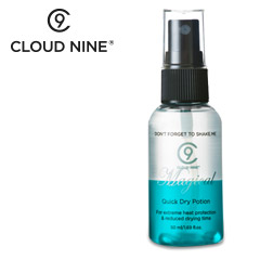 C9 Cloud Nine Magical Potion Quick Dry Hitzeschutz, Leave-In 50 ml