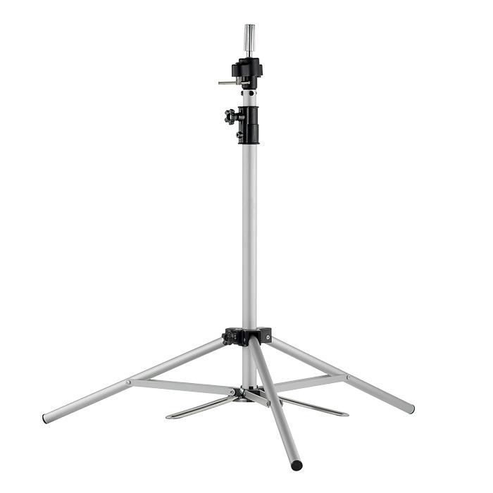 Übungskopf Ständer Arbeitsständer Stativ 100-150 cm Alu