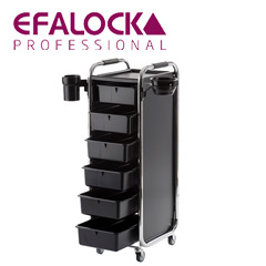 Efalock - Arbeitswagen Boy Friseurhilfe - Piccolo 2002