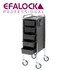 Efalock - Arbeitswagen Boy Friseurhilfe - Piccolo 84/5 High Weehls