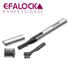 Efalock Microrazor, Mini-Trimmer Ohren&Nasenhaarschneider Hairliner