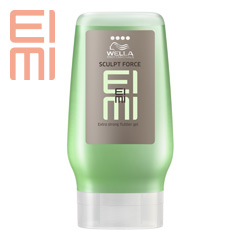 Wella Styling EIMI Sculpt Force Flubber Gel Haargel 125 ml