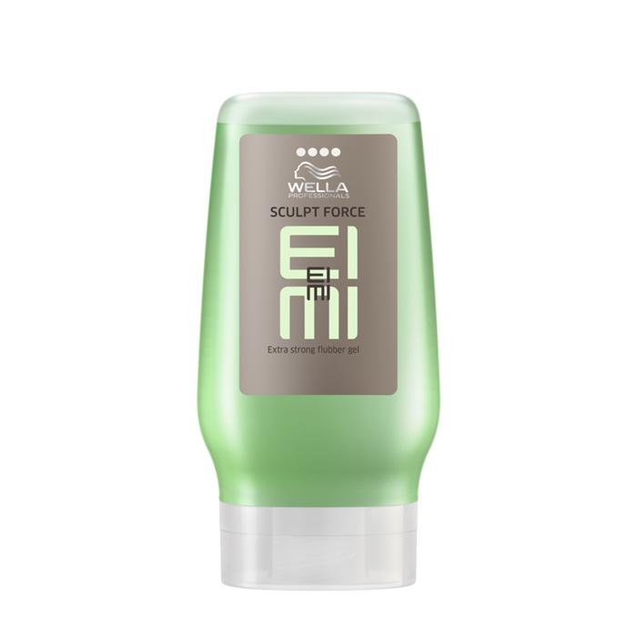 Wella Styling EIMI Sculpt Force Flubber Gel Haargel 125 ml