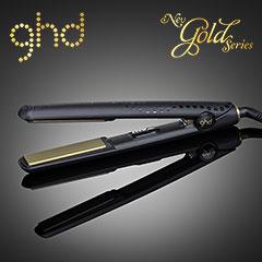 ghd Gold Classic Styler V Glätteisen Haarglätter Glätter MK5 Glätter + ghd Spray
