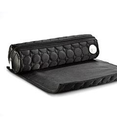 ghd styler carry case & heat mat (Etui, Hitzeschutztasche + Hitzeschutzmatte)