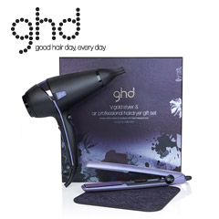 ghd nocturne Classic Styler V + ghd Air Haartrocker + ghd Heat Protect Spray