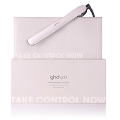 ghd powder pink gold Styler