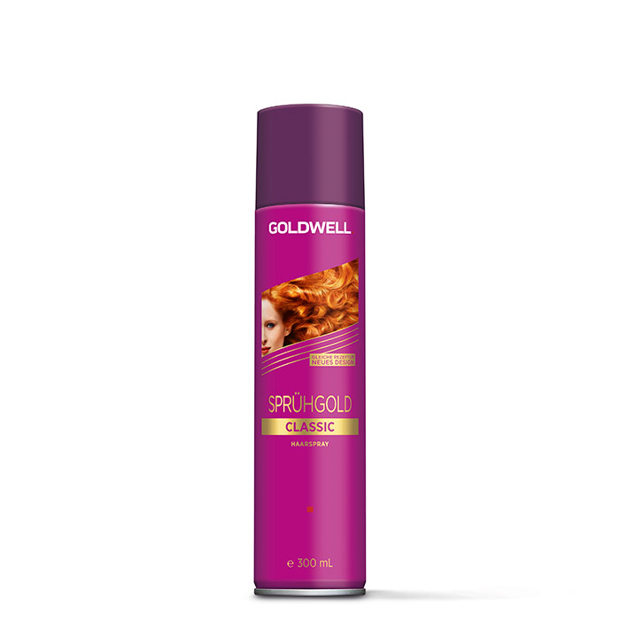 Goldwell - Sprühgold Friseur Haarspray 300 ml