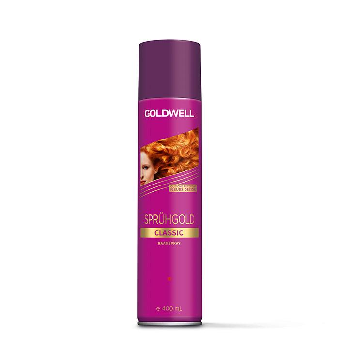 Goldwell - Sprühgold Friseur Haarspray 400 ml