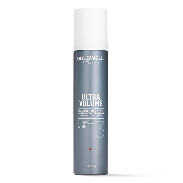 Goldwell Style Sign Glamour Whip Glanz Styling Schaum 300 ml