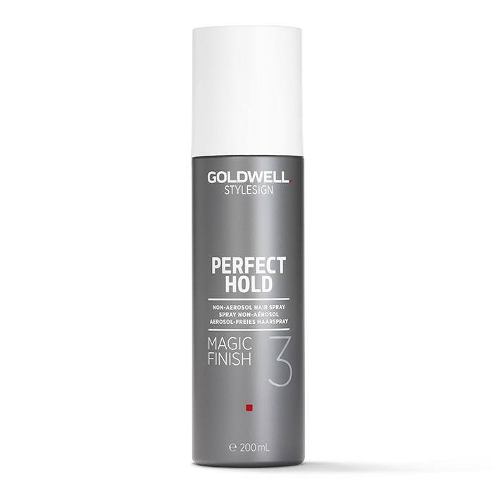 Goldwell Style Sign Magic Finish Aerosol-freies Haarspray 200 ml