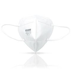HYGISUN Mundschutz FFP2 Maske FFP 2 Atemschutzmaske Gesichtsmaske 20 Stück
