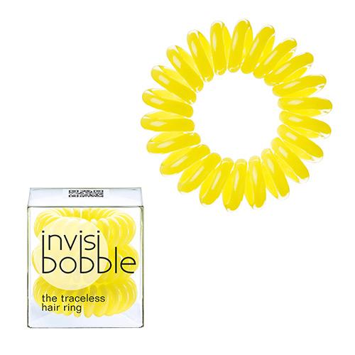 Invisibobble - Haargummi Haarabbinder Telefonhaargummi Original Submarine Yellow