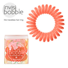 Invisibobble - Haargummi Haarabbinder Secret Garden Edition Sweet Clementine
