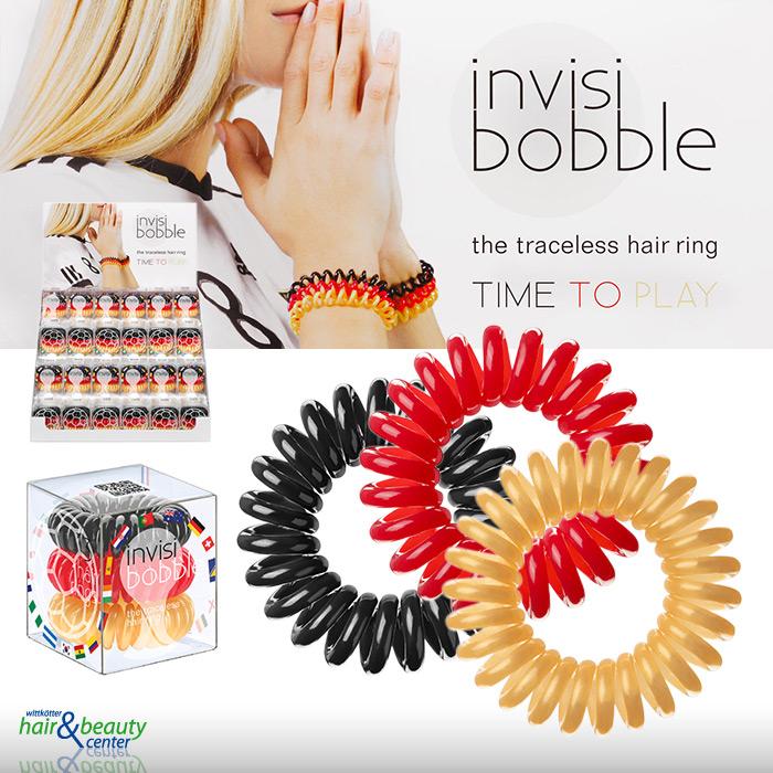 Invisibobble - Haargummi Haarabbinder Telefonhaargummi Time to Play ... 23a248799a1
