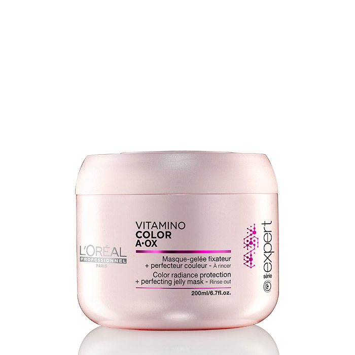 Loreal Serie Expert Vitamino Color A-OX Gelmaske 250ml
