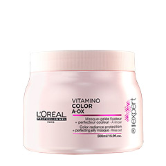 Loreal Serie Expert Vitamino Color A-OX Gelmaske 500ml
