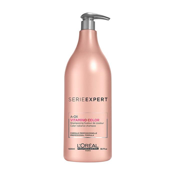 Loreal Serie Expert Vitamino Color A-OX Shampoo 1500ml