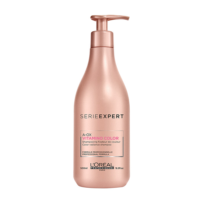 Loreal Serie Expert Vitamino Color A-OX Shampoo 500ml