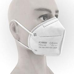 Koumask Mundschutz FFP2 Maske FFP 2 Atemschutzmaske Gesichtsmaske 1 Stück