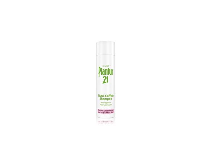 Plantur 21 - Nutri-Coffein Shampoo bei magerem Haarwachstum 250 ml NEU
