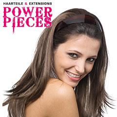 Power Pieces - Colada Haarteil mit 2 Haarreifen ca.55cm