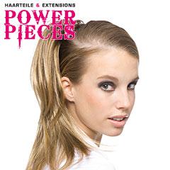 Power Pieces - Juice Haarteil ca. 40cm - glatt - stufig