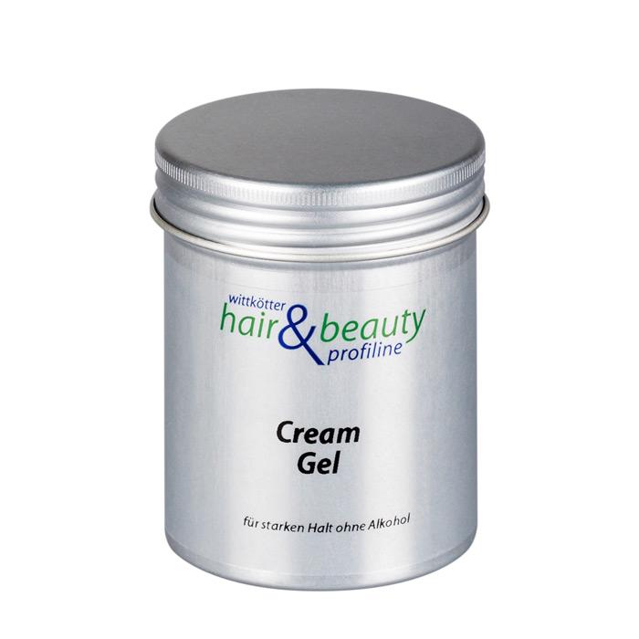 Profiline - Cream Gel für starken Halt ohne Alkohol Haargel 100 ml