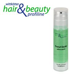 Profiline - Trend Styler - ultra stark - Haargel 100 ml (Flubber)